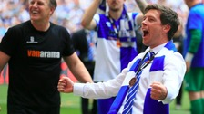 Darrell Clarke has signed a new three year deal at Bristol Rovers