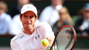 Murray enjoys quick win over Karlovic at French Open
