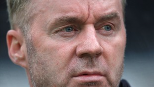 John Sheridan leaves Oldham for Notts Country