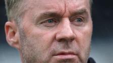 John Sheridan leaves Oldham for Notts Country