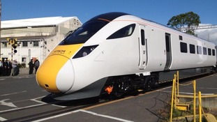 Project delay forces electric trains to go diesel