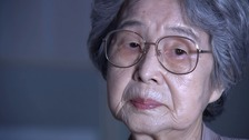 Yoshiko Kajimoto survived the Hiroshima bombing in 1945.