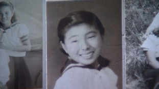 Yoshiko Kajimoto was 14 at the time of the blast.