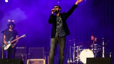 Kasabian return: the party rolls on in Leicester