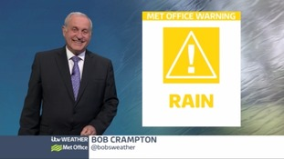 Heavy rain tomorrow but a fine Bank Holiday ahead