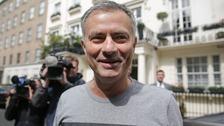 New manager Jose Mourinho