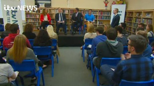 WATCH: The EU Referendum School Debate