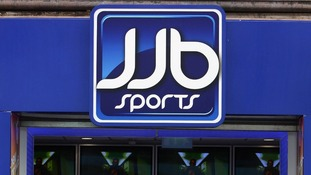 A JJB Sports store as some 2,200 staff at JJB Sports were made redundant