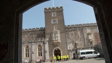 Powderham Castle plays host to stars from around the world and closer to home