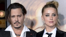 Johnny Depp's wife accuses him of domestic violence