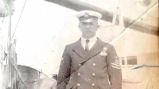 Remembering Jutland: A sailor honours a stoker