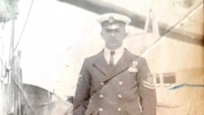 Remembering Jutland: A sailor honours a stoker