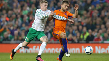 James McLean, Joel Veltman