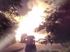 Major gas explosion in Kent