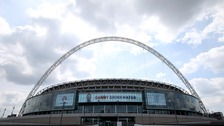 Spurs to play Champions League matches at Wembley.