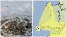 Heavy rain forecast for parts of Wales
