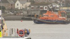 Rescue operation finds crew safe and well