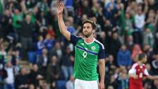 Will Grigg is included in the NI Euro 2016 squad.