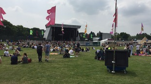 The stage is set for the Common People festival