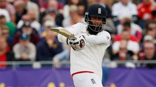 Moeen Ali and Chris Woakes impress as England leave Sri Lanka on the ropes