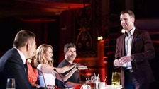 Britain's Got Talent: Magician Richard Jones wins final