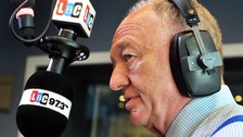 Ken Livingstone dropped from LBC radio show