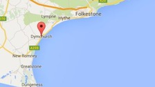Nineteen people rescued from inflatable boat in Channel