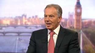 Blair: Leave campaign focusing on immigration because debate on the economy 'lost comprehensively'