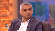 Mayor Sadiq Khan: 'First dibs for Londoners' on housing.