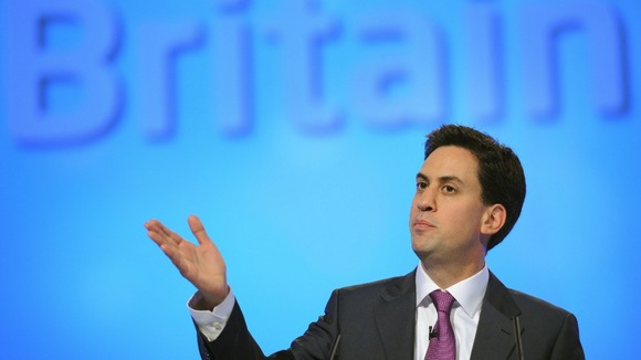 Labour leader Ed Miliband will address his party tomorrow.
