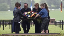 Germany and France commemorate Battle of Verdun
