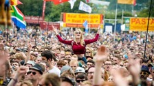 Glastonbury founder: 'If you come, vote' in EU referendum