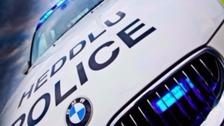 heddlu police