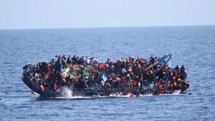 UN:  Up to 700 migrants have died in recent shipwrecks