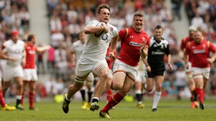 Rugby international match report: England 27-13 Wales