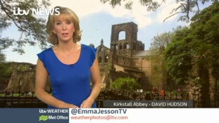 Bank Holiday weather: Latest update with Emma Jesson
