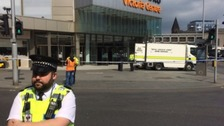 Victoria Centre evacuation: Shopping Centre reopens after security alert