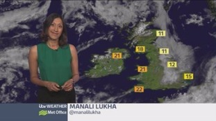 A dry Bank Holiday Monday for most