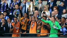 Championship play-off final: Mo Diame goal fires Hull City back into the Premier League