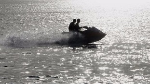 Girl, 12, airlifted to hospital after jet-ski collision