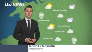 West Midlands Weather: Largely cloudy