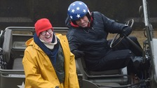 Chris Evans: New Top Gear is a hit - and that's a fact