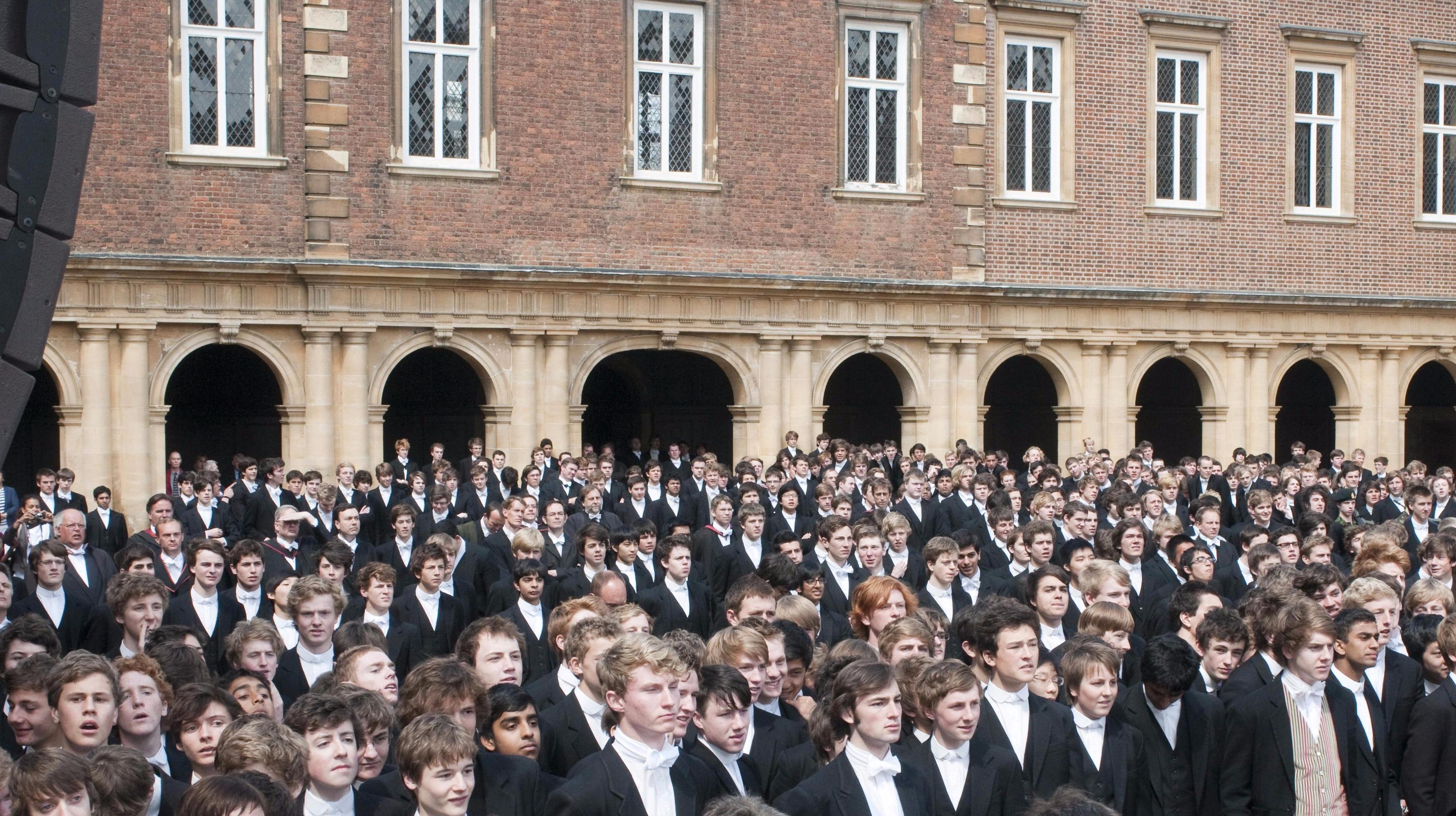Eton College - ITV News