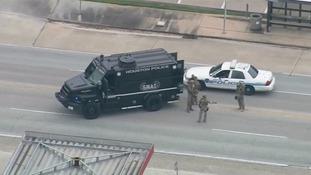 Two killed in 'random' Houston shooting