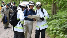 Japanese boy missing after parents 'abandon' him in forest