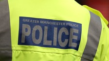 Two men stabbed in Manchester city centre