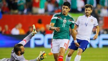 Mexican footballer Alan Pulido rescued after kidnap