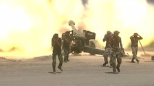 Iraqi forces begin assault to reclaim Falluja from IS