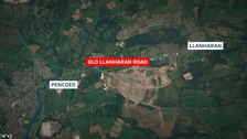 Police appeal after tractor driver dies in Llanharan