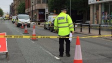 Police appealling for witnesses after Deansgate stabbing